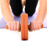 腹筋バキバキ!! 腹筋ローラートレーニング法