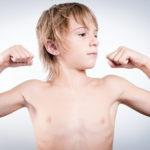 細マッチョを作る筋肉トレーニングとは? 1