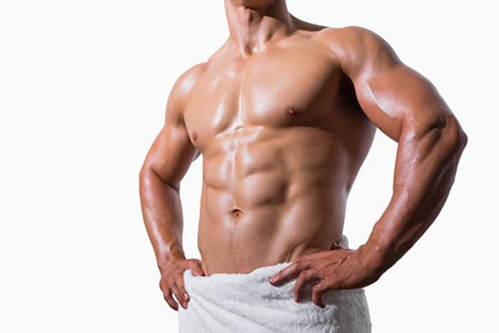 腹筋トレーニングは男の美学