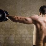 三角筋のダンベルトレーニングで目指せメロン肩!肩の効果的な鍛え方に挑戦中!