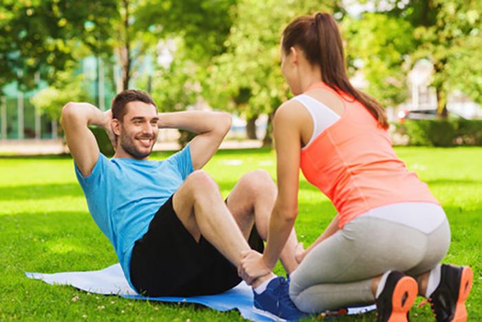 【初心者】マジで腹筋を割る方法!自宅でできる簡単な腹筋・下腹の鍛え方1