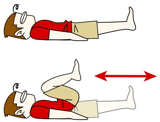 腹筋を割る鍛え方6 レッグレイズの応用【腹筋下部】