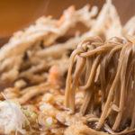 日本の味は、ごぼう天そぱ