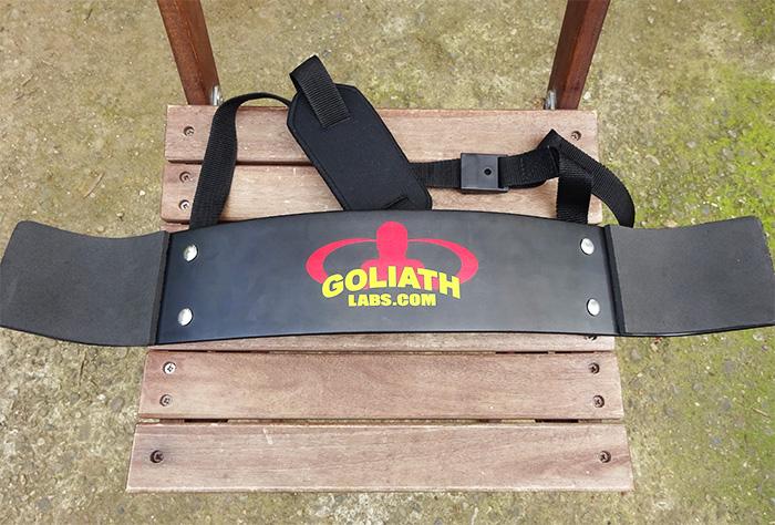Goliath Labs アームブラスター(ArmBlaster)買っちゃったよ♪