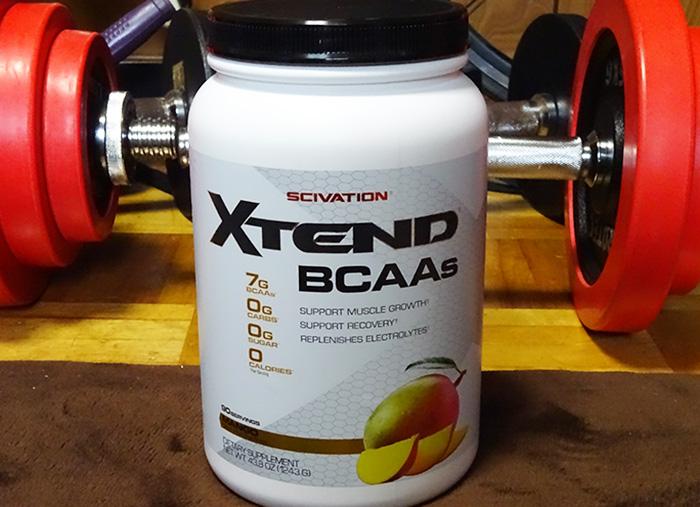 エクステンド(XTEND)のBCAA+シトルリン、だいぶ使ってきたのでここらで感想。マジでヤバいぐらいおススメです。