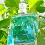 男の香り(香水・メンズフレグランス) アラン・ドロン サムライ(SAMOURAI)でオードトワレの香りをたしなむ