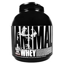 Universal Nutrition, Animal Wheyマッスルフード, チョコレート, 1.81 kg