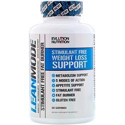 EVLution Nutrition, リーンモード、刺激物非配合、150カプセル
