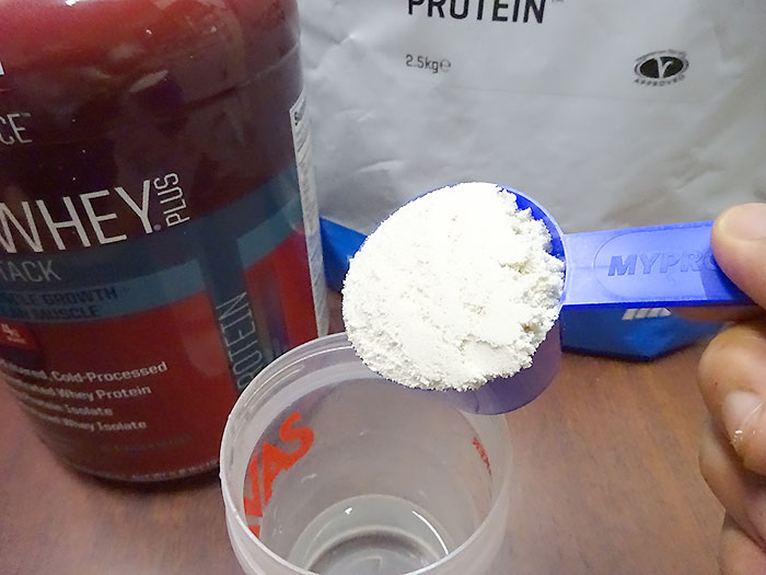 MYPROTEIN(マイプロテイン) Impactホエイプロテイン ラテ味を飲み比べ&体験評価