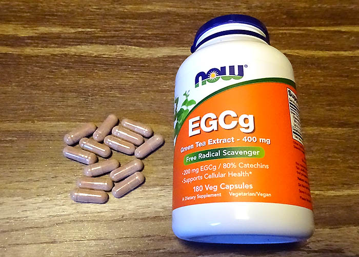 EGCg(緑茶カテキン)は筋肉、筋トレの味方? 特徴と効果と摂取タイミングをちゃんと解説