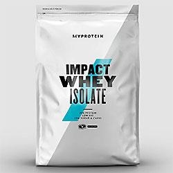 MYPROTEIN(マイプロテイン)インパクト ホエイ アイソレート( Impact Whey Isolate) プロテイン
