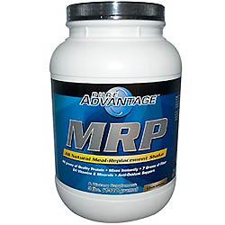 Pure Advantage, MRP、食事代用シェイク、チョコレート、3ポンド(1380 g)