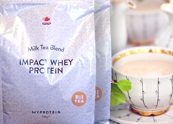 【レビュー】マイプロテインのミルクティー味は1番人気! 午後の紅茶やリプトンに近い?