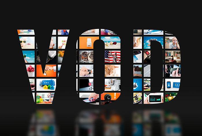 動画配信サービス VOD(ビデオオンデマンド)とは?
