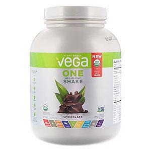 Vega ONE オールインワンシェイク チョコレート 3ポンド (1.7 kg)