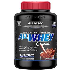ALLMAX Nutrition ALL WHEY (オールホエイ)