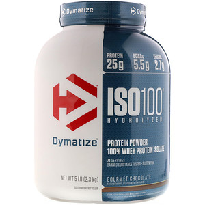 Dymatize Nutrition ISO 100 (アイソ100)