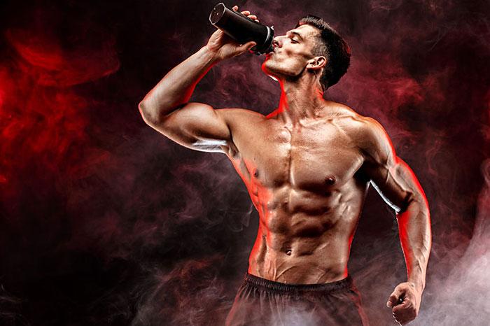 筋トレ効果を高め筋肉の分解を抑制するグルタミン♪飲み方や摂取量タイミングを知ろう!