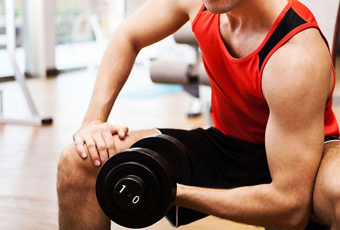 筋トレや筋肉への影響は?