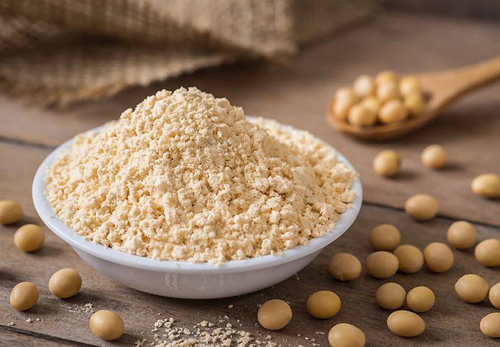 ソイプロテインは大豆から作られる