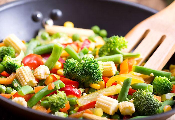 筋トレ民・ダイエット民が食事で摂るべき野菜!【おすすめ野菜と冷凍食材を活用!】