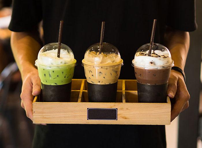マイプロテイン ミルクティー味の茶葉とコーヒー豆の好みの違い